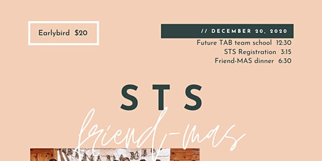 STS FRIENDMAS EDITION tickets