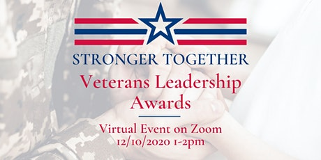 Veterans Leadership Awards Fundraiser tickets