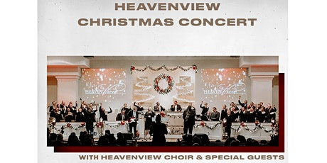 """A Way In A Manger"" - Heavenview UPC Christmas Concert 2020 tickets"