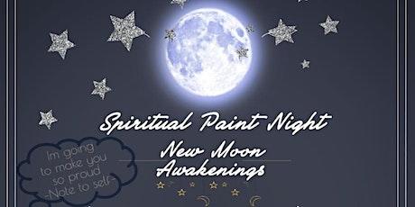 Spiritual Paint Night: New Moon Awakening tickets