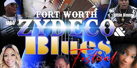 Fort Worth Zydeco & Blues Festival, 4/17/21.  PRE-SALE TICKET SPECIAL tickets