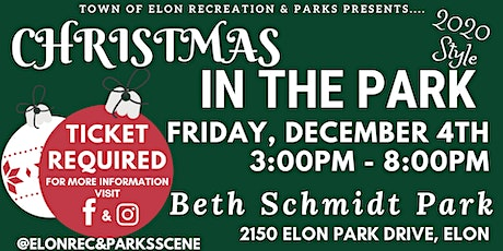 Christmas in the Park 2020 Style tickets
