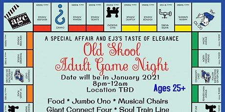 Old Skool Adult Game Night tickets