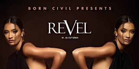 Atlanta's #1 Saturday Night Party! Social Life Saturday's at Revel tickets