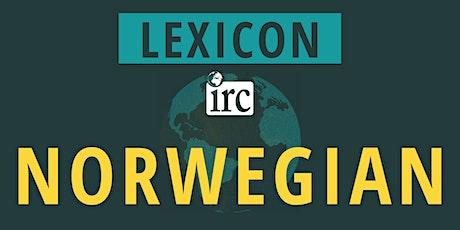 Lexicon: Norwegian tickets