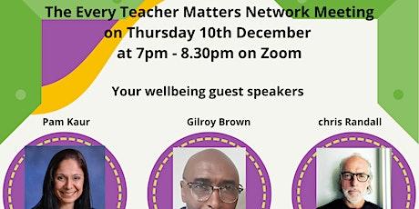 The Every Teacher Matters Network Meeting tickets
