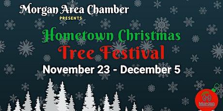 2020 Morgan's Hometown Christmas & Tree Festival tickets