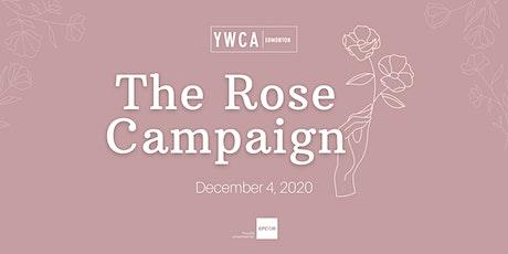 YWCA Edmonton's Virtual Rose Campaign tickets