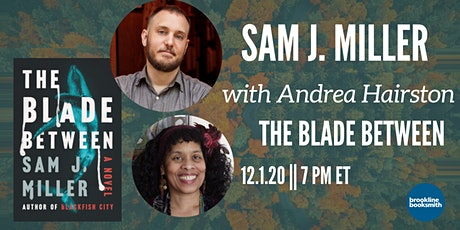 Sam J. Miller with Andrea Hairston: The Blade Between tickets