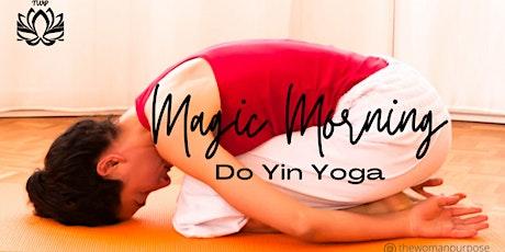 Yin Yoga et Méditation tickets