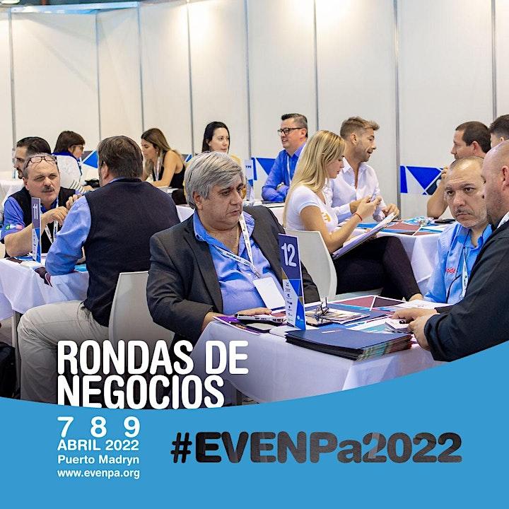 Imagen de EVENPa2022 - 2° Expo y Encuentros de Vinculación Empresaria y Negocios