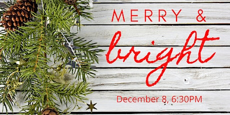 Merry and Bright tickets