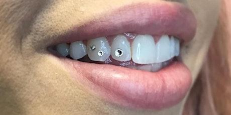 Tooth Jewelry (Gems) Installation Training, School of Glamology tickets