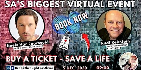 SA's Biggest Virtual Event tickets