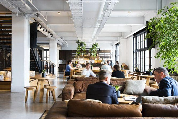 Free Coworking Day Pass in DTLA Flex Space image