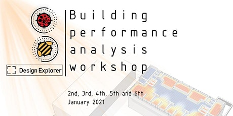 Building performance analysis online workshop tickets