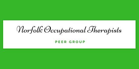 December Norfolk Occupational Therapist Peer Group tickets
