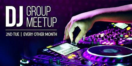 DJ Group Meetup tickets