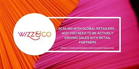 Scaling with Global Retailers tickets