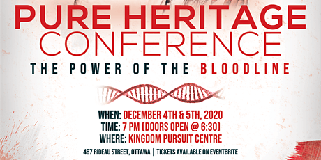 Pure Heritage Conference tickets