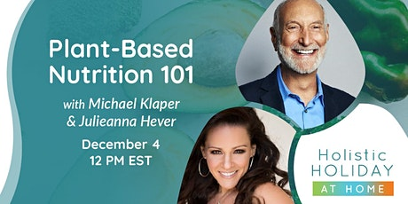 Plant-Based Nutrition 101 tickets