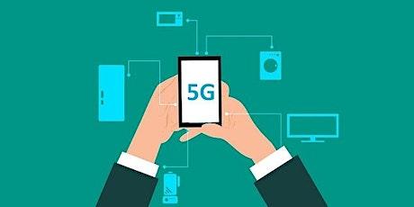 Webinarreeks Digitalisering: 5G op gemeentelijke assets in de praktijk tickets