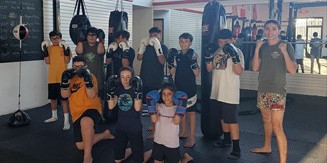 Youth Intro to Martial Arts tickets