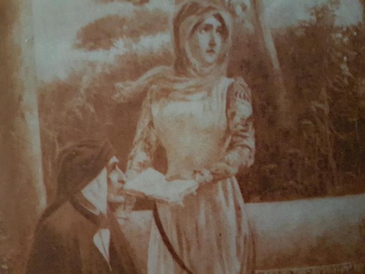 Immagine Dante e le figure femminili care al Poeta a Ravenna
