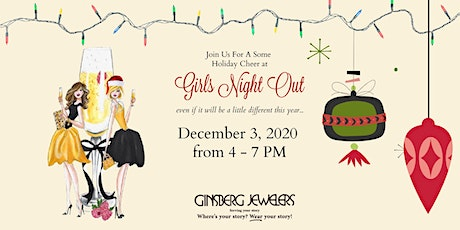 Girls Night OUT at Ginsberg Jewelers tickets