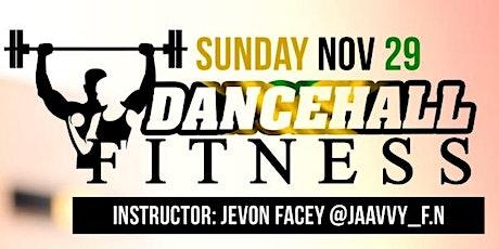 Dancehall Fitness tickets