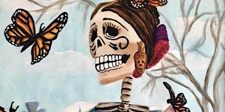 Demostración de pintura con Leticia Mosqueda tickets