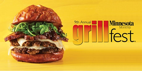 Minnesota Monthly's 2021 GrillFest tickets