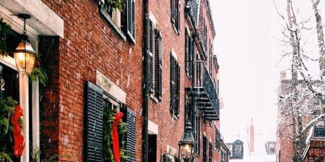 Holiday Wreath Tour of Beacon Hill tickets