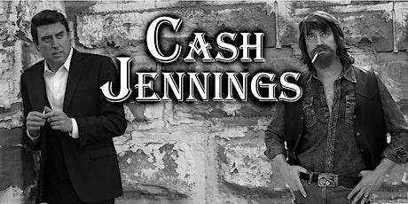 Cash Jennings - A Tribute to Johnny Cash & Waylon Jennings tickets