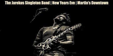 The Jarekus Singleton Band NYE at Martin's Downtown tickets
