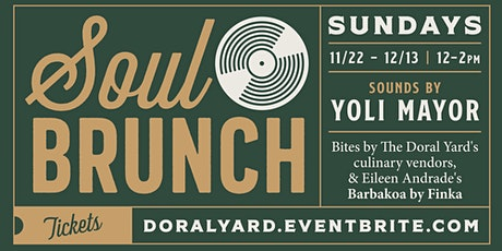 Soul Brunch at The Yard tickets