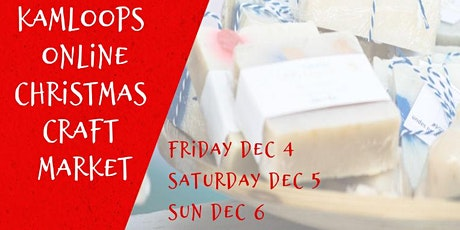 Kamloops Christmas Craft Market 2020 ONLINE tickets