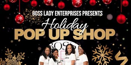 Boss Lady Holiday Pop-Up Shop Atlanta! tickets