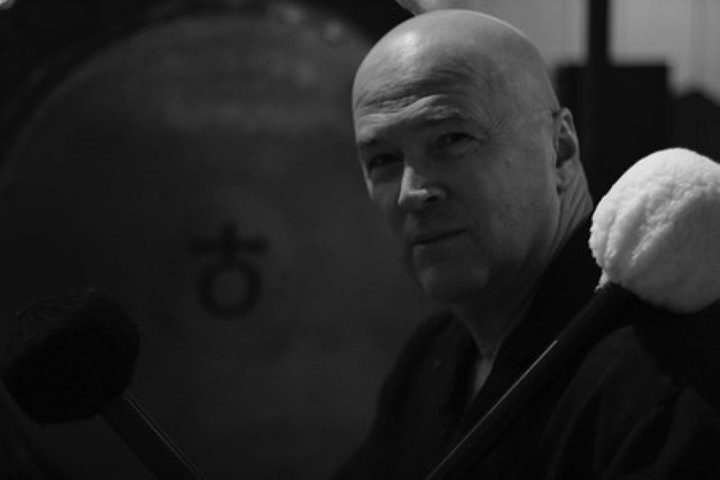 Rejuvenate Through Sound: Live Gong Bath with Gregg Wilkins at Althea image