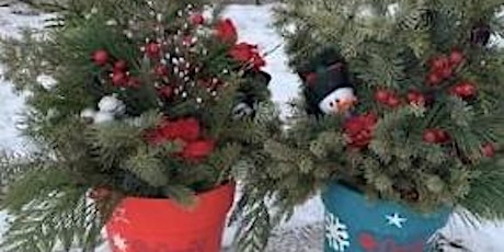 Create your own Christmas Arrangement tickets