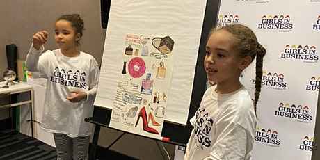 Virtual Girls in Business Camp Boston 2020