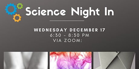 Science Night IN tickets
