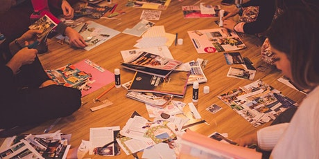 Creating your own reality: 2021 Vision Board Workshop tickets