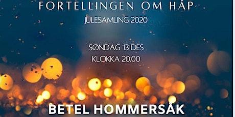 Julesamling - Fortelling om håp tickets