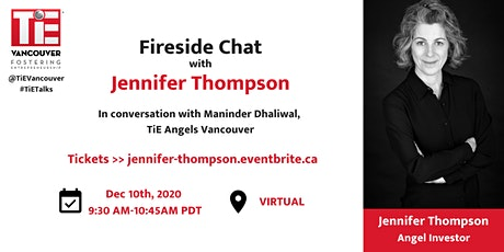 Fireside Chat with Jennifer Thompson tickets
