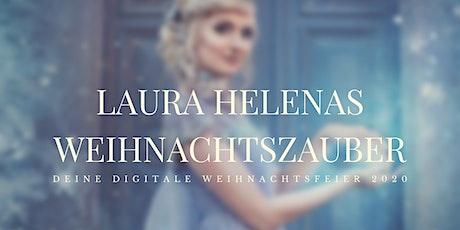 Laura Helenas Weihnachtszauber - Das Künstler Café / ONLINE Tickets