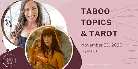 Taboo Topics & Tarot: Kelowna tickets