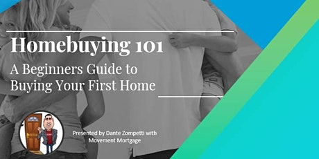 Homebuying 101: A Beginners Guide to Buying Your First Home tickets