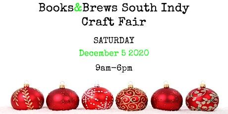 Books & Brews South Indy Craft Fair tickets