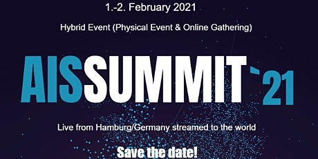 AIS Summit 2021 (5th edition) Tickets